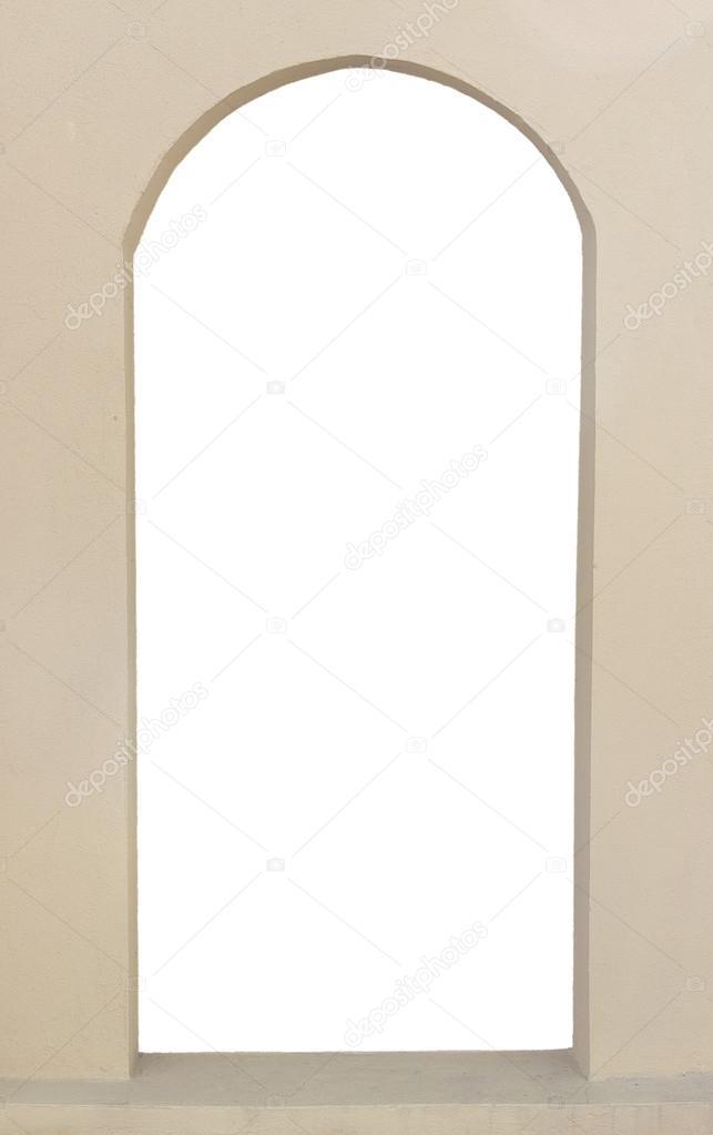 Architecture arch doorway, frame — Stock Photo © natalt #82274672