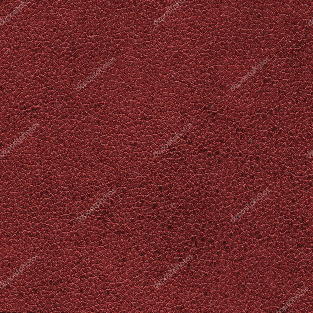 dark red leather texture as background � stock photo