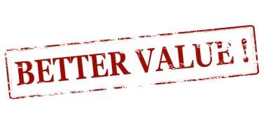 Better value stamp