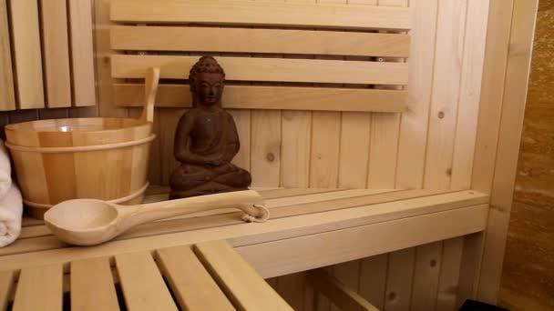 Sauna fayurveda symboly pro uvolnění a vnitřní krása ootage,