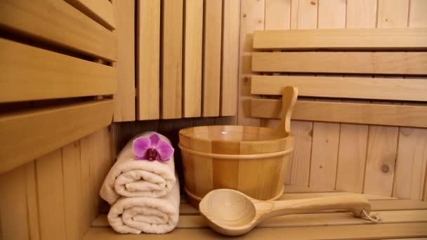 Lázně a wellness doplňky v sauně