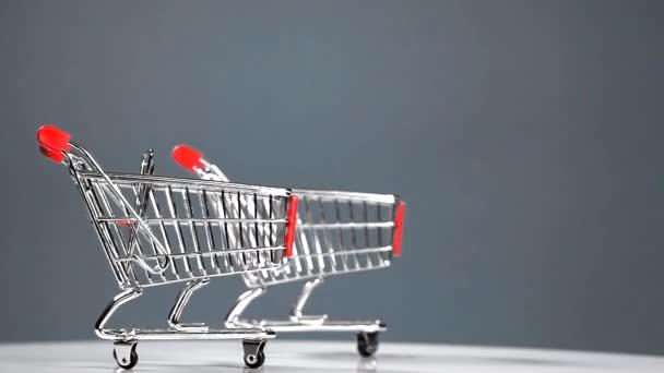 nákupní vozíky