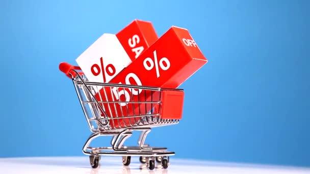 concetto di vendita grande