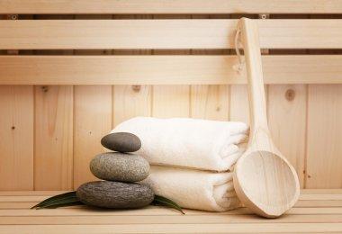 Finnish sauna , welness and spa accessories
