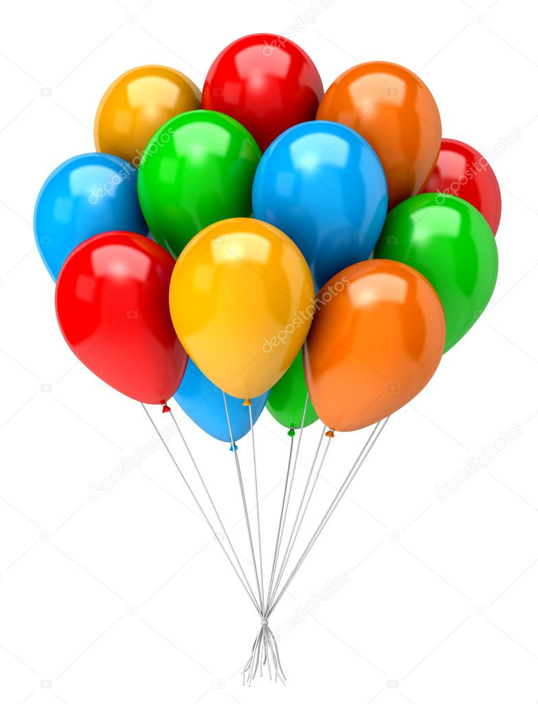 Balloons Bunch