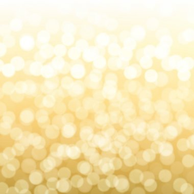 Blurred Gold Background