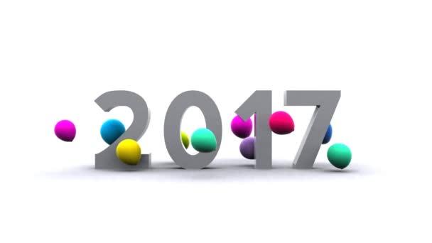 Nový rok 2017