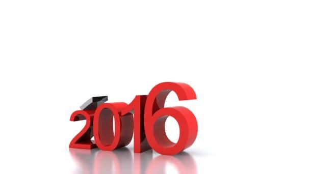 Neues Jahr 2016