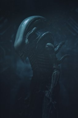 Alien of Hans Rudolf Giger