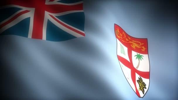 Flag of Fiji (seamless)