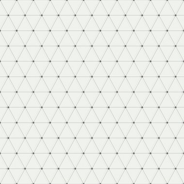 seamless geometric background with triangles