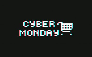 cyber monday shopping cart