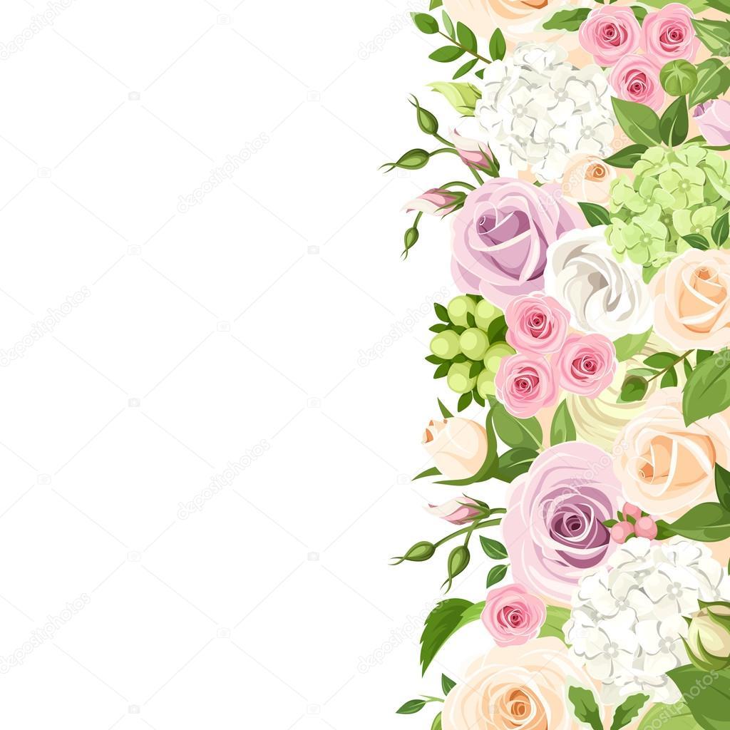 Fotos Fondos De Flores Verticales Vertical Fondo Transparente Con