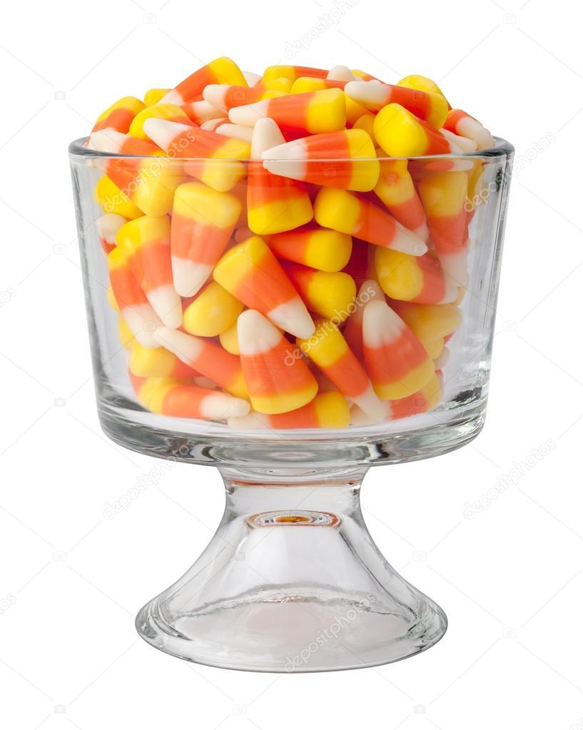 bonbons de ma s dans un verre dessert photographie rimglow 58006769. Black Bedroom Furniture Sets. Home Design Ideas