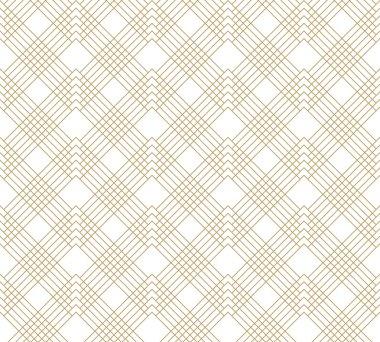 geometric grid pattern.