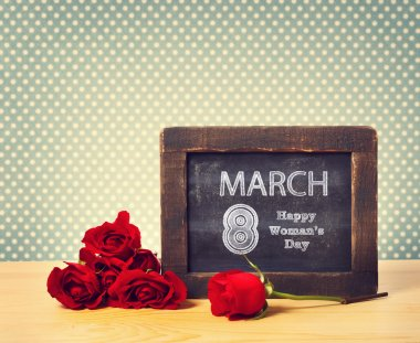 Happy Womans Day March 8th