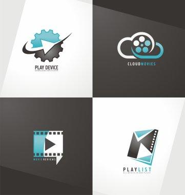 Movie logo designs