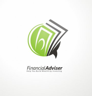 Business and finance creative concept