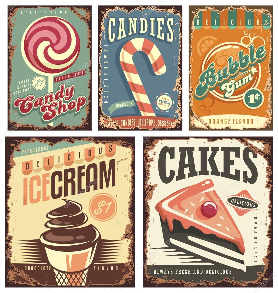 Old Tin Signs