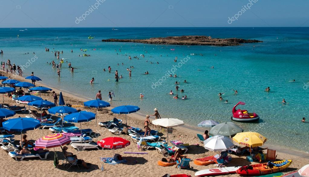 Fig Tree bay Protaras ,  Cyprus