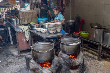 Street kitchen