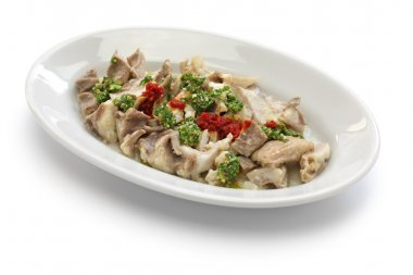 lampredotto, italian food