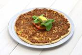 Photo lahmacun, turkish pizza
