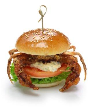 soft shell crab sandwich