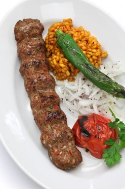 adana kebab, turkish food