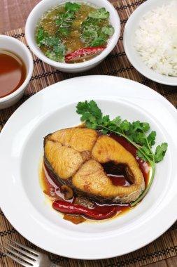 com ca thu kho, vietnamese cuisine