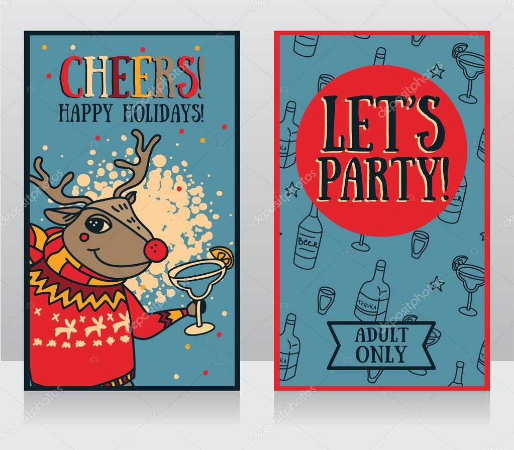 template for reindeer antlers.html