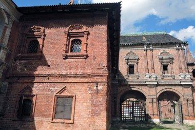 Krutitskoye podvorye (courtyard) in Moscow