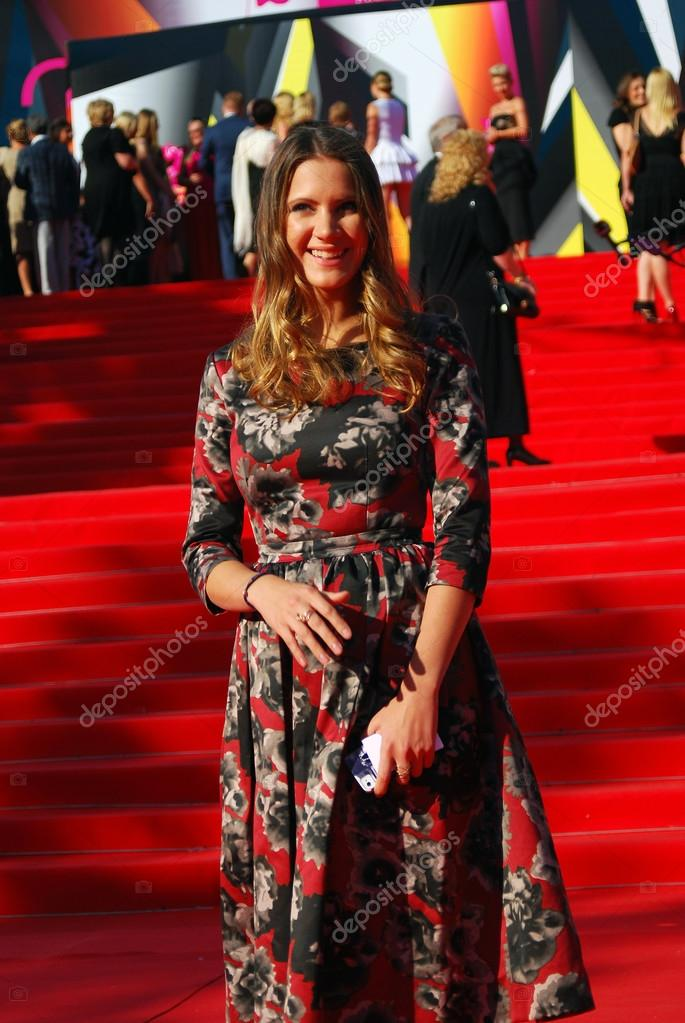 Fashion Designer Kira Plastinina At Moscow Film Festival Stock Editorial Photo C Nevakalina 65380097
