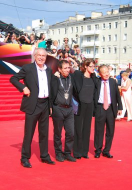 Jury of Moscow Film Festival