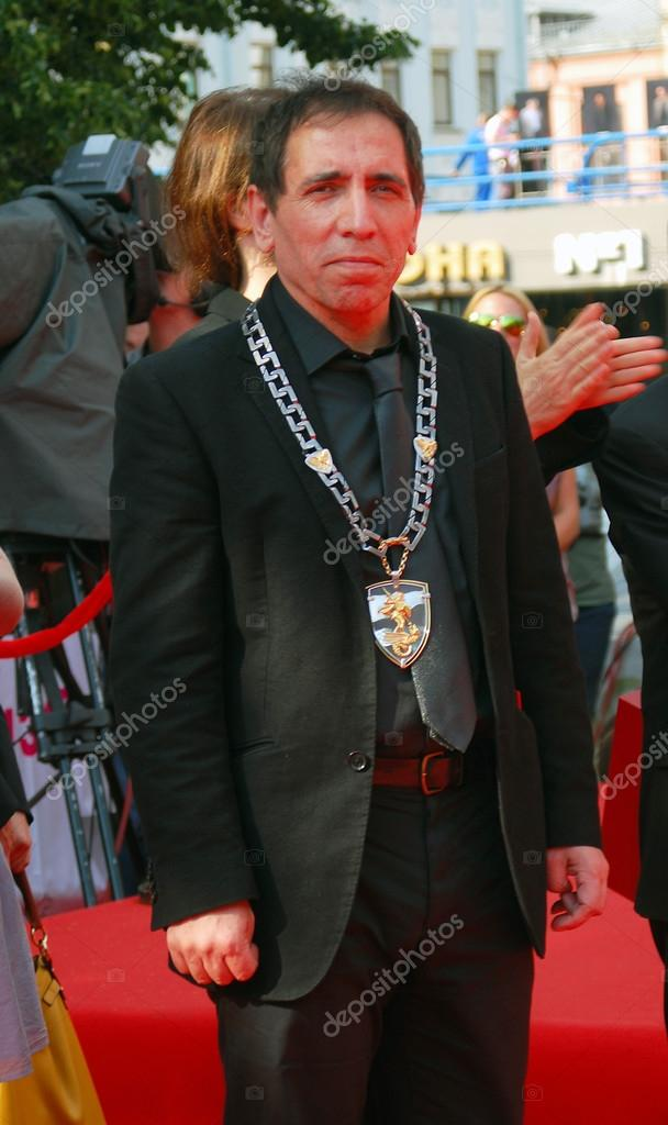 Mohsen Makhmalbaf at Moscow Film Festival – Stock Editorial Photo
