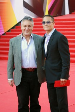 Mark Dacascos at Moscow Film Festival