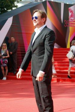 Artyom Mikhalkov at Moscow Film Festival