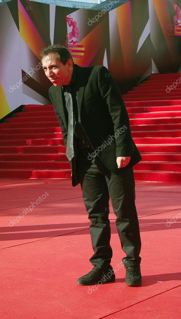 Mohsen Makhmalbaf at Moscow Film Festival – Stock Editorial