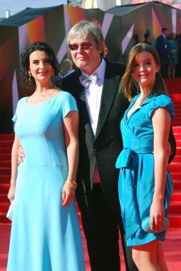 Strizhenovy at Moscow Film Festival
