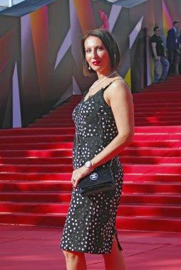 Alika Smekhova at Moscow Film Festival