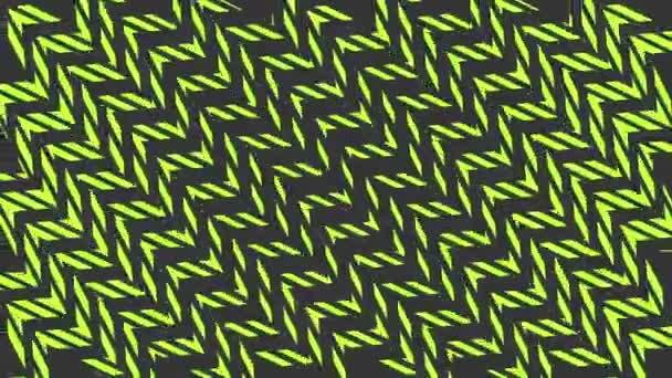 Absztrakt áramló sárga hullám minta háttér