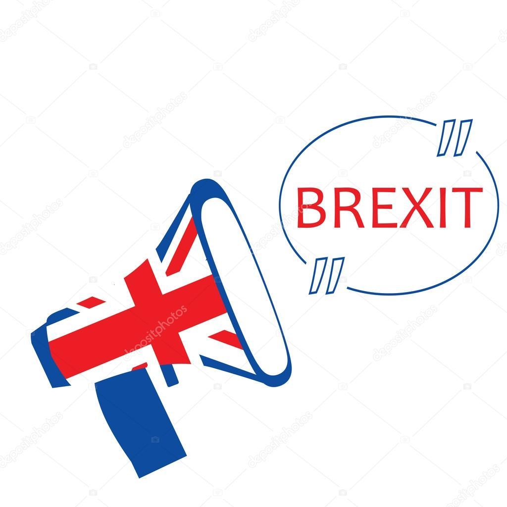 Вектор британский флаг 6