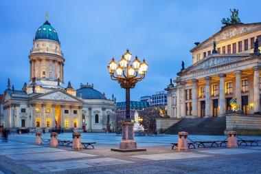 Gendarmenmarkt square in Berlin, Germany