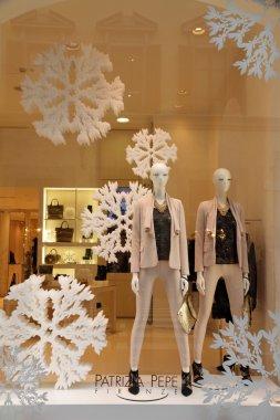 Patrizia Pepe boutique is a florentine fashion
