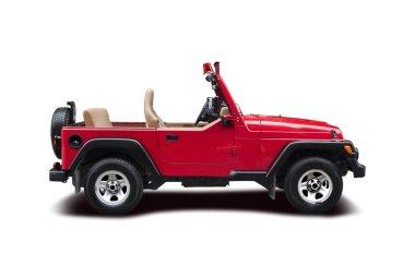 Firefighter jeep wrangler
