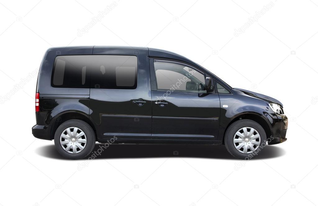 Black VW Caddy side view – Stock Editorial Photo © Pixellio #91653038