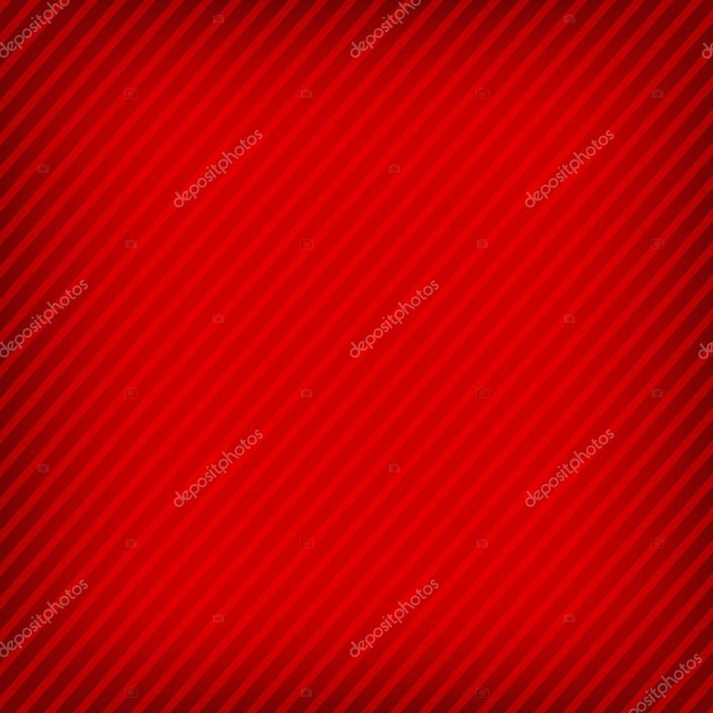 Полосатый фон красный