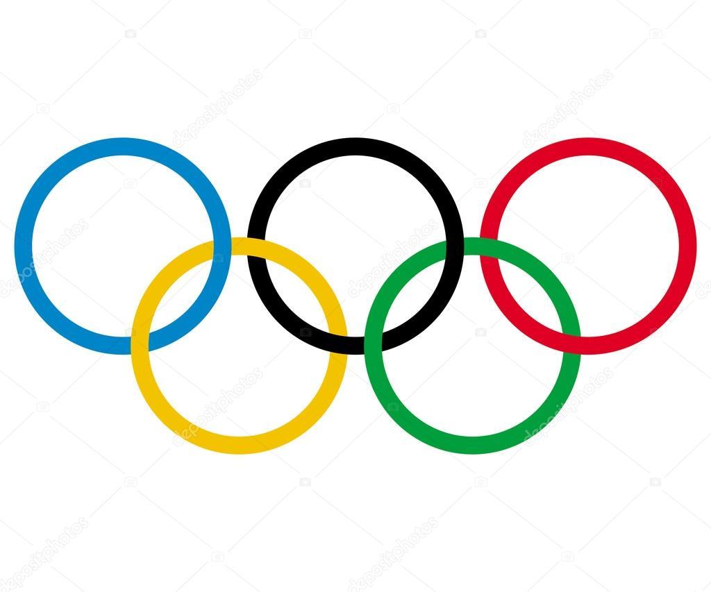 olympic rings vector stock vector pavlentii 106539688 rh depositphotos com olympic rings vector download olympic rings vector free