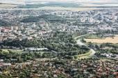 Fotografie Nitra city, Slovensko, městská scéna