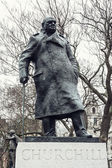 Photo Statue of Winston Churchill, Parliament square